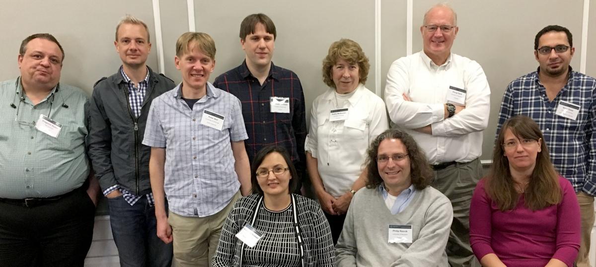 SCRIPTS team led by Kathy McKeown