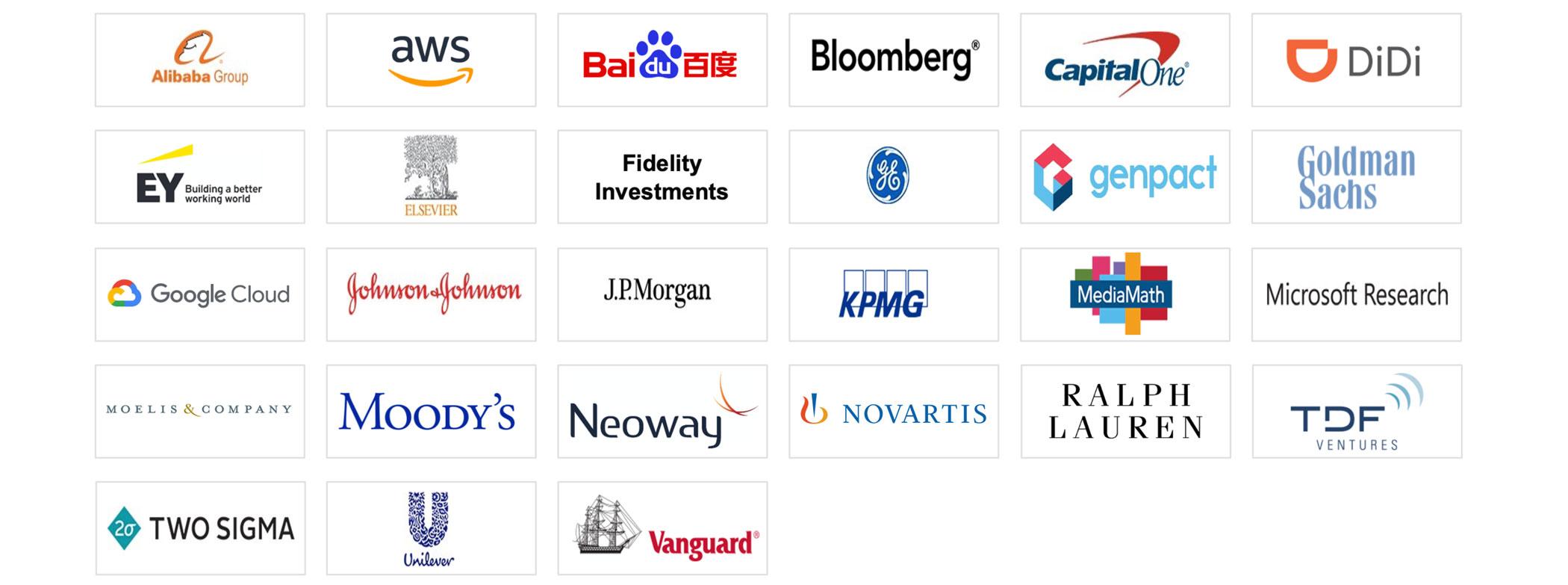 Industry Affiliates - November 2020