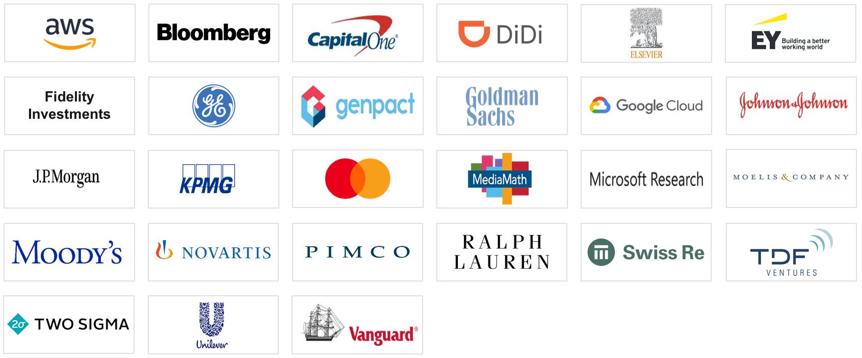 Industry Affiliate Logos