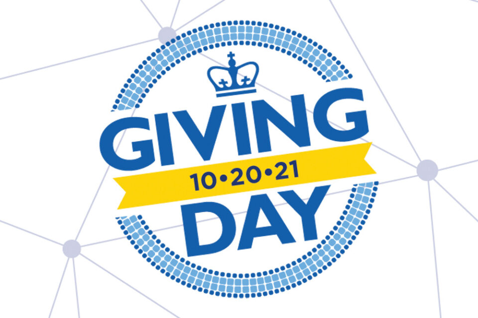 Giving Day on 10-20-2021